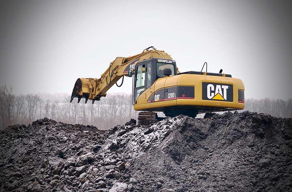 CAT320